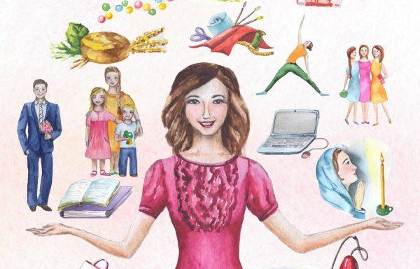 Материалы онлайн-курса «Как стать счастливой и гармоничной мамой?»